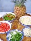 Porc aigre-doux à l ananas : Etape 3
