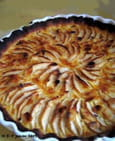 Tarte normande