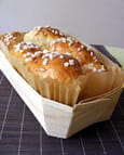 Brioche tresse de mon enfance