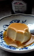 Panna cotta au caramel au beurre sal