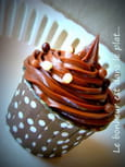 Cupcake choco-noisettes
