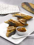 Pain perdu de foie gras fa�on R�trodor