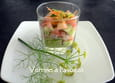 Verrine  l avocat