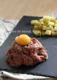 Tartare de Boeuf