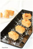Financiers � la confiture de lait coco