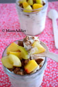 Frozen Yogurt Nectarine Prunes & Sp�culoos