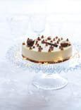 Cheesecake vanille-marrons glac�s