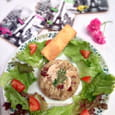 Aspic de lapin � la moutarde