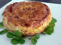 Recette de tourte au chou pak cho champignons et lardons - Cuisson pak choi ...