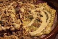 Côtelettes grillées à la moutarde, aneth et oignons frits : Etape 3