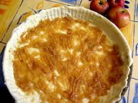 Tarte aux pommes, compote et confiture de fruits : Etape 1