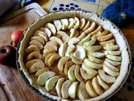 Tarte aux pommes, compote et confiture de fruits : Etape 2