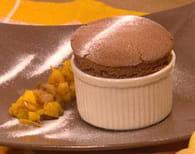 Soufflé au chocolat : Etape 1