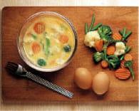 Terrine de saumon aux légumes : Etape 3