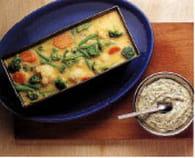 Terrine de saumon aux légumes : Etape 4