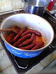 Couscous : Etape 1