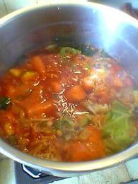 Couscous : Etape 4