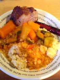 Couscous : Etape 5