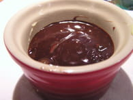 Petits fondants au chocolat en ramequin : Etape 4