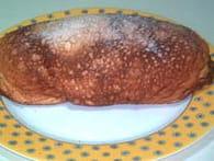 Omelette soufflée : Etape 5