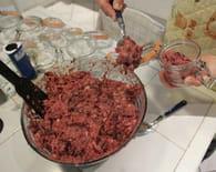 Pâté de porc au pineau : Etape 3
