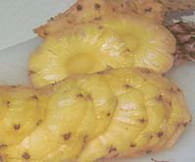 Tarte à l'ananas frais : Etape 2