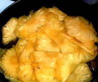Tarte à l'ananas frais : Etape 3