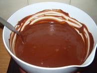 Tarte au chocolat de grand-mère : Etape 3