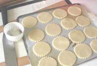 Petits-beurres : Etape 5