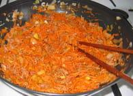 Nems au porc, concombre et gingembre : Etape 3