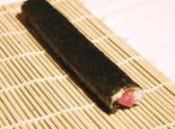 Makis sushis : Etape 5