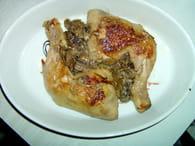 Cuisse de poulet façon campagnarde : Etape 4