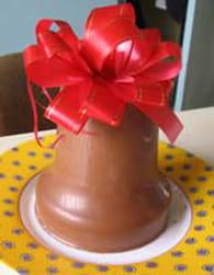 Moulage du chocolat : Etape 6