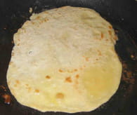 Tortillas : Etape 5