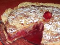 Milanaise aux fraises : Etape 1