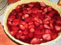 Milanaise aux fraises : Etape 3