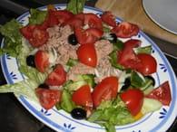 Salade niçoise : Etape 3