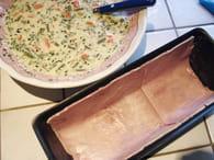 Terrine légère macédoine-jambon : Etape 3