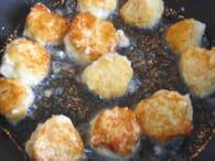 Pommes de terre noisette : Etape 5