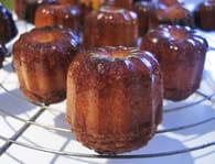 Mini-canelés bordelais : Etape 5