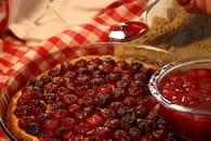 Tarte aux cerises : Etape 8
