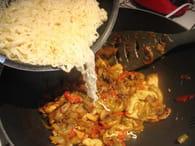 Nouilles chinoises faciles au poulet : Etape 5