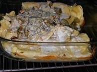 Cannellonis aux aubergines : Etape 5