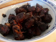 Sauté de porc au bok choy : Etape 3