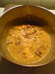 Cake aux tomates séchées & mozzarella : Etape 4