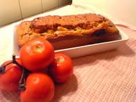 Cake aux tomates séchées & mozzarella : Etape 6