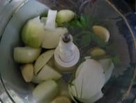 Moules farcies à la provençale : Etape 3