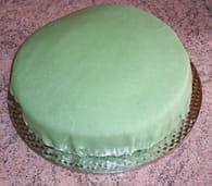 Gâteau Dora : Etape 1