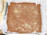 Cheesecake : Etape 2
