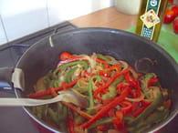 Gratin de légumes : Etape 2